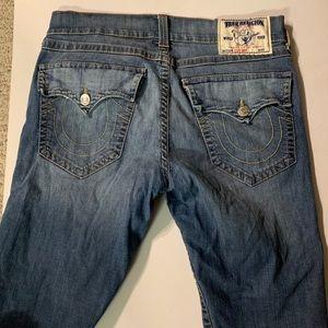 Blue Jean True Religion Size :34